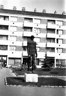 Hódmezővásárhely, Szántó Kovács János szobra