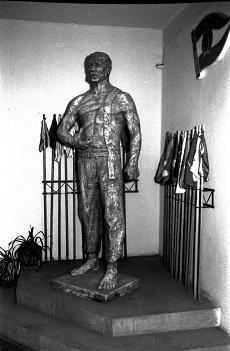 Szántó Kovács János-szobor