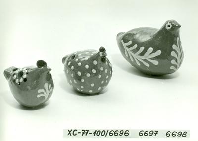 Cserépsípok (tyúk, kendermagos tyúk,, kacsa)