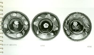 Sárospataki tányérok