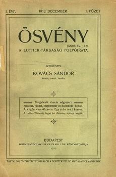 Ösvény 1912 (december)