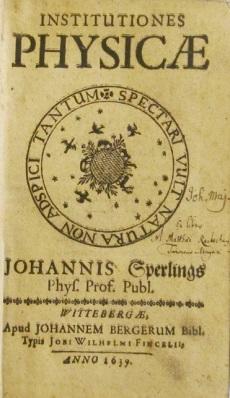 Institutiones physicae
