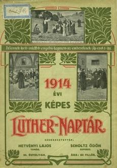 Luther Naptár 1914