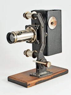 Liedl rendszerű filmdia vetítőgép