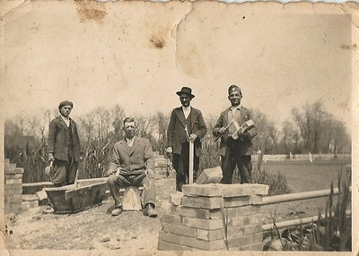 Építő brigád Martfűn