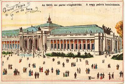 Párizsi Kiállítás, 1900