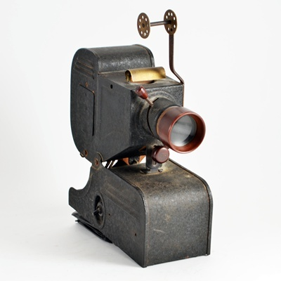 Opticoelectron diafilmvetítő