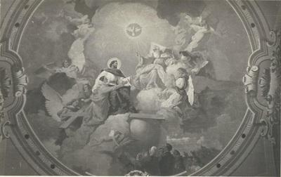Kömlői templom freskójának fotódokumentációja (2.)