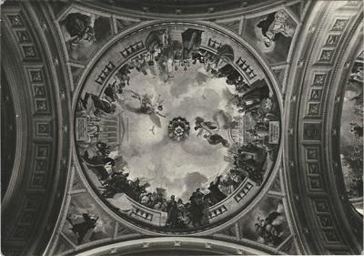 Egri Bazilika freskójának fotódokumentációja (15.)