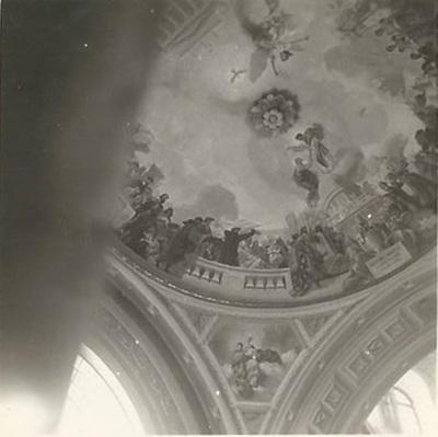 Egri Bazilika freskójának fotódokumentációja (17.)
