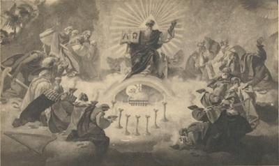 Egri Bazilika freskójának fotódokumentációja (18.)