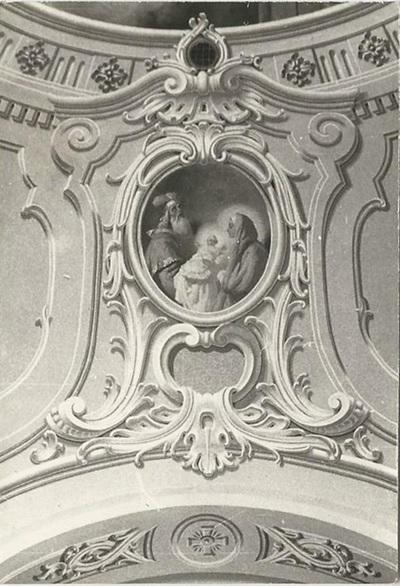Jászárokszállási templom freskójának fotódokumentációja (4.)