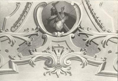 Jászárokszállási templom freskójának fotódokumentációja (5.)