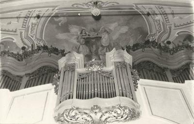 Jászárokszállási templom freskójának fotódokumentációja (8.)