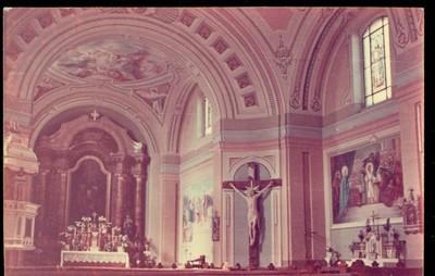 A keceli templom freskójának fotódokumentációja (5.)