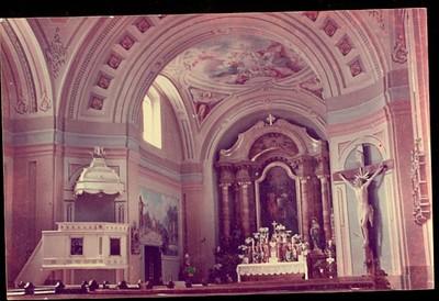 A keceli templom freskójának fotódokumentációja (6.)