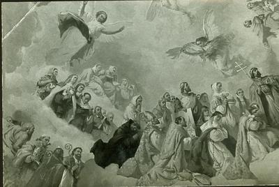 A csömöri templom freskójának fotódokumentációja (2.)