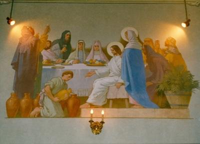 Az alsótelekesi templom freskójának fotódokumentációja (4.)