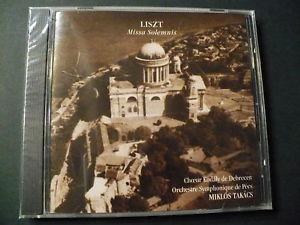 Liszt - Missa Solemnis