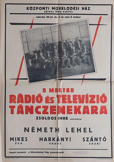 A Magyar Rádió és Televízió Tánczenekara
