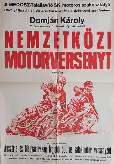 Nemzetközi motorverseny