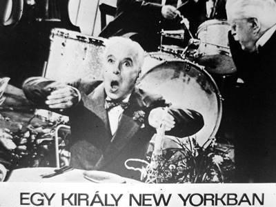 Reklám diakockák - Egy király New Yorkban