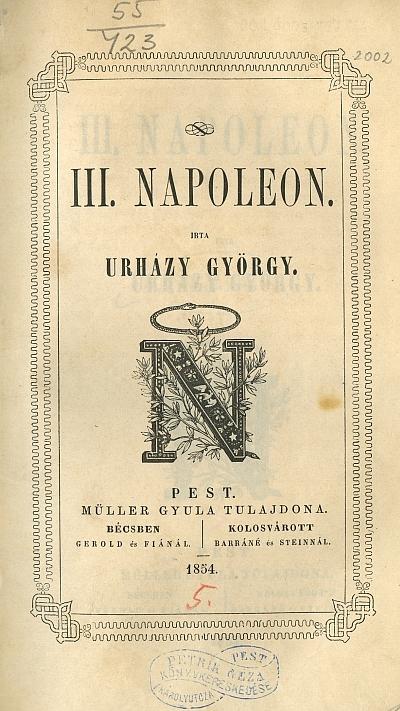 III. Napoleon