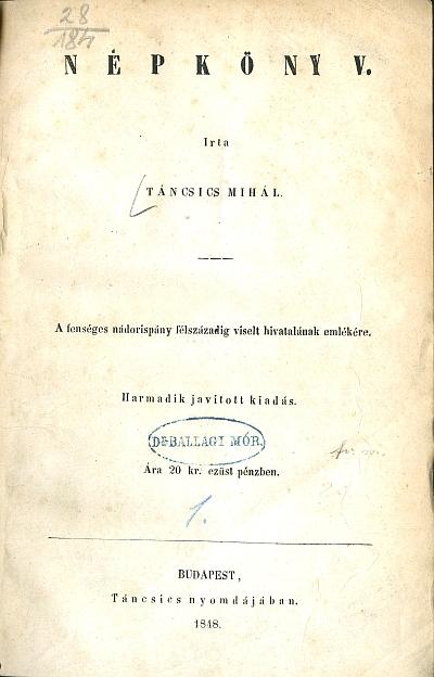 Népkönyv