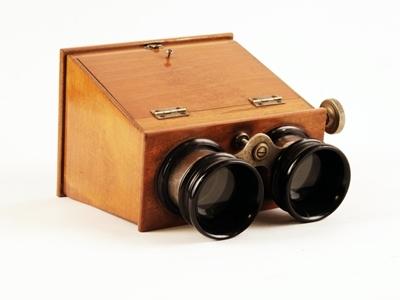 H. Ernemann sztereoszkóp dianéző