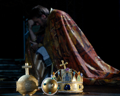 István, a király