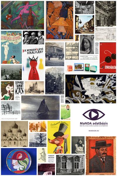 MaNDA adatbázis, plakát