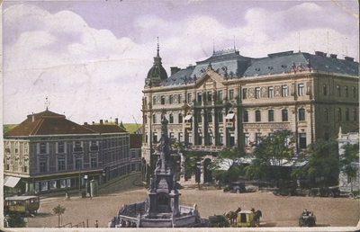 Pécsi Takarékpénztár 1928-ban