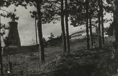 Üdülőszálló a Mecseken 1938-ban
