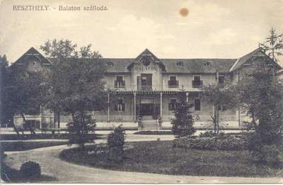 Keszthely, Balaton Szálloda