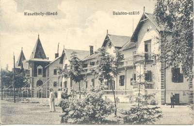 Balaton Szálló, Keszthely