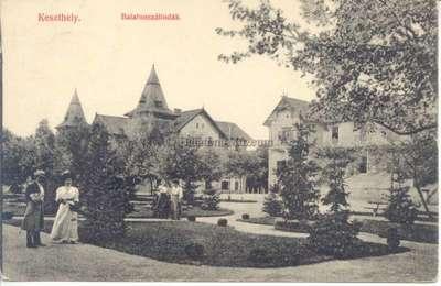 Balatoni szállodák