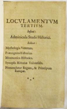 Pera Librorum Iuvenilium Tom. III.
