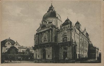 Pécsi Nemzeti Színház 1940-ben
