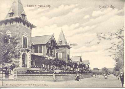 Balaton-fürdőtelep
