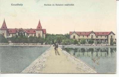 Hullám és Balaton Szállodák