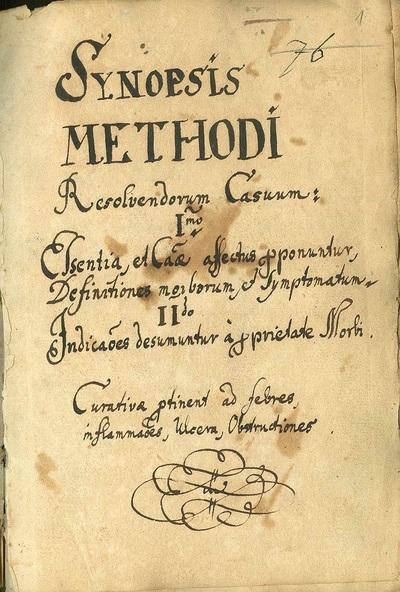 Synopsis Methodi