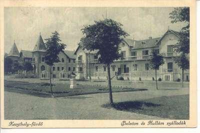Balaton és Hullám Szállodák