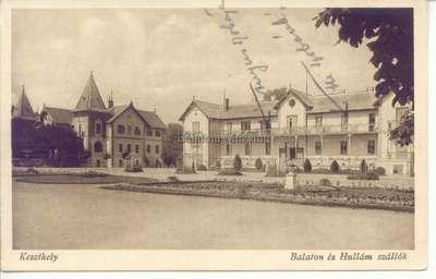 Balaton és Hullám Szállók