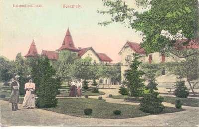 Balatoni szállodák, Keszthely