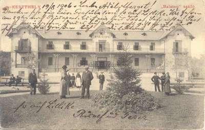 Balaton szálló