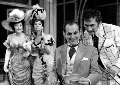 Georges Feydeau- Bolha a fülben