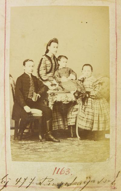 Pusztay család