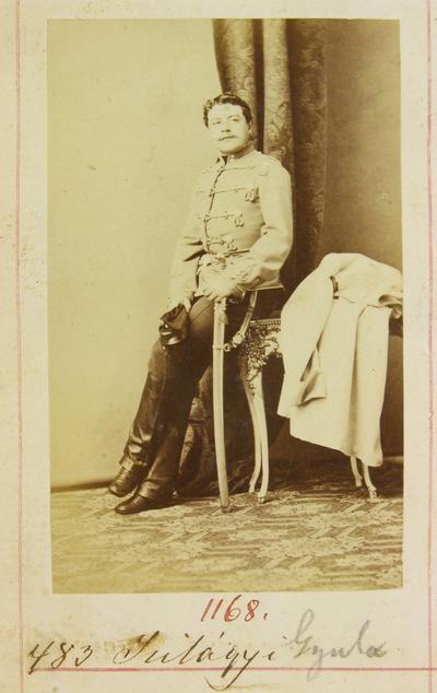 Szilágyi Gyula