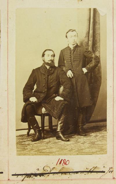 Deb… M. és István