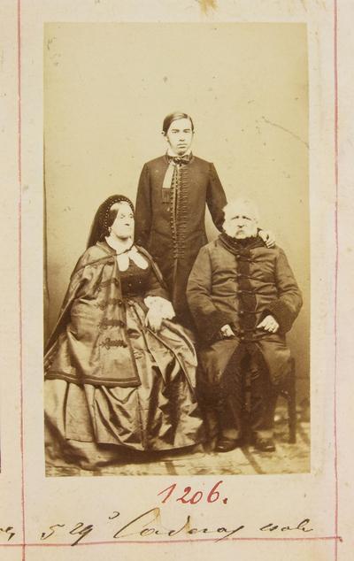 Caderay család